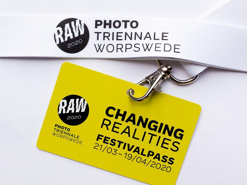 Ticketing Raw Phototriennale Worpswede